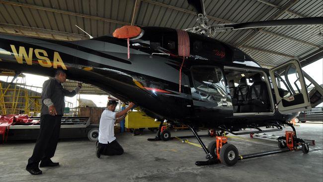 Diskon saat Mudik, Sewa Helikopter Jakarta-Bandung Rp15 Juta