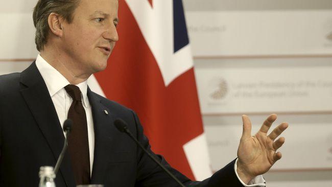 Inggris Janji Tampung 20 Ribu Imigran Suriah dalam Lima Tahun