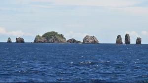 Marak Eksploitasi Batu Karang di Laut Halmahera Tengah