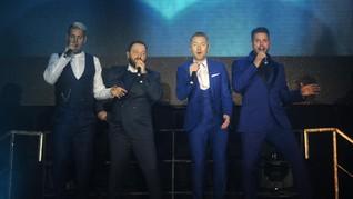 Boyzone Bakal Gelar Konser Perpisahan di Surabaya