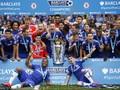 Potret Kebahagiaan Chelsea Jadi Juara Liga Inggris