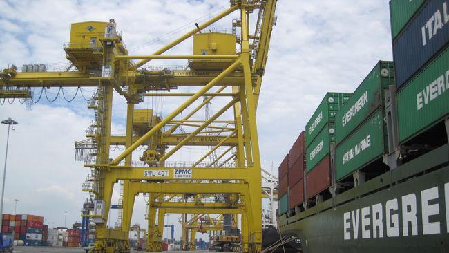 Pelindo I Terancam Hentikan Operasi Pelabuhan Belawan Medan