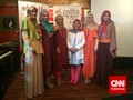 Ketika Busana Muslim Indonesia Masuk Pentas Amerika Serikat