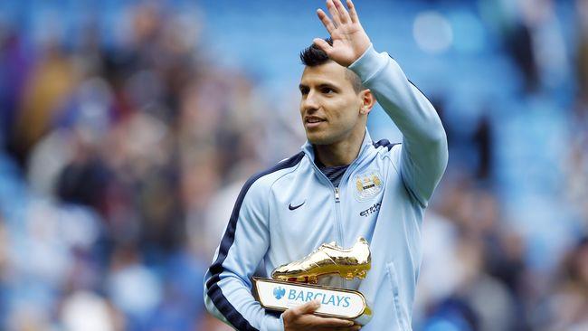 Aguero: City Tak Akan Dapatkan Messi
