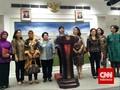 Ketua Pansel KPK Tak Lagi Jabat Staf Menteri Rini