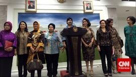 Pansel Tunda Serahkan 8 Nama Capim KPK ke Jokowi
