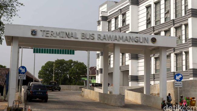 Ahok: Dishub Mengaku Salah Bangun Terminal Rawamangun