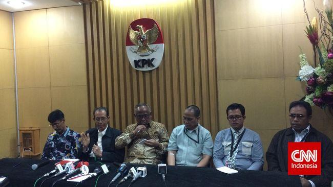 KPK akan Beri Serangan Hukum atas Putusan Praperadilan Hadi