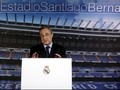 Fan Tuntut Presiden Real Madrid Mundur