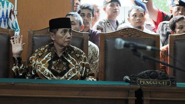 KPK Yakin Menang dalam Sidang PK Praperadilan Hadi Poernomo
