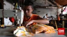 Hanya 3,1 Persen Penduduk Produktif di RI yang Wirausaha