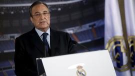 Laga Ditunda, Real Madrid Ancam Bikin Liga Super Eropa