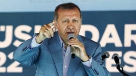 Erdogan Usir Konsul Israel, Sebut Netanyahu Teroris