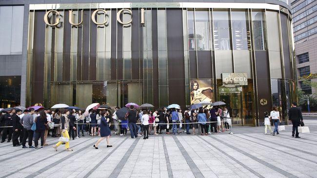 Jadi Label Terpopuler, Gucci Justru Kena Masalah Rasial