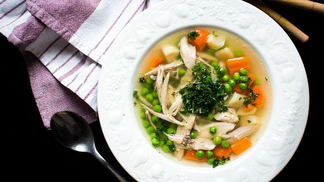 4 Jenis Sup Hangatkan Desember