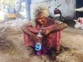Warga Miskin India Meranggas Diterpa Gelombang Panas