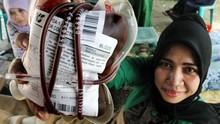 Imbas Corona, Stok Darah di PMI Medan Menipis