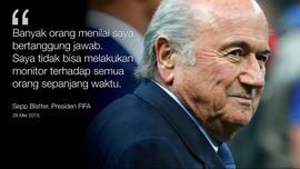 Lini Komentar Terkait Skandal FIFA