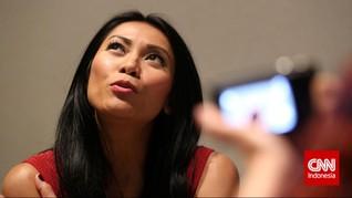 Menjuri Miss France 2016, Anggun Tetap Banggakan Indonesia