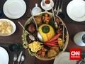 Megibung, Tradisi Makan Kekeluargaan ala Bali
