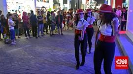 Jakarta Fair Siapkan Tempat Tarawih Selama Ramadan
