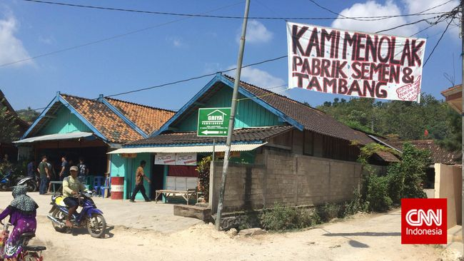 Aktivis Penolak Tambang Disebut Dibungkam dengan Pasal PKI