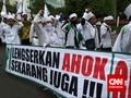 Ulah Pedemo Ahok: Maki Staf 'Cecunguk', Ancam Bakar Gedung