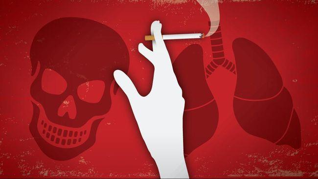 Penyakit Akibat Rokok Disebut Rugikan Negara US$4,5 Triliun
