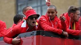Eks Bintang Arsenal Sempat Berpikir Pensiun di Usia 24