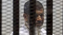 Mesir Larang Eks Presiden Mursi Dikuburkan di Makam Keluarga
