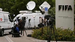 Skandal Korupsi FIFA Difilmkan dengan Versi Hollywood