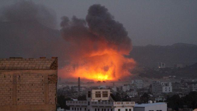 Arab Saudi Serang Yaman di Jeda Kemanusiaan
