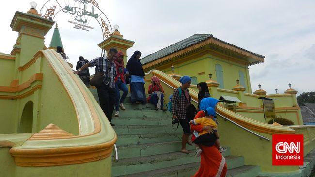 Pulau Penyengat Akan Disulap Jadi Pusat Belajar Al Quran