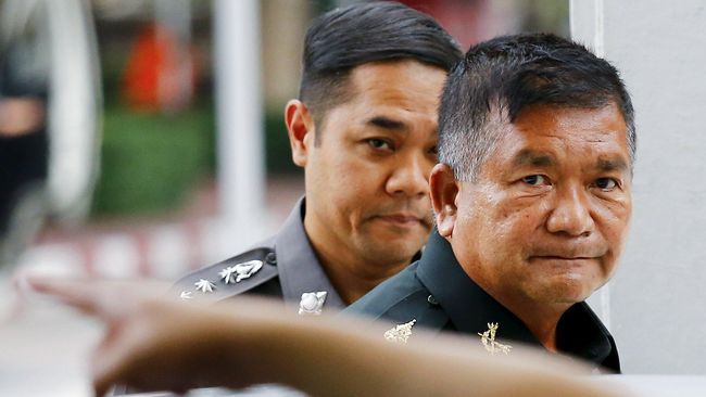 Para Jenderal Thailand Diduga Terlibat Perdagangan Manusia