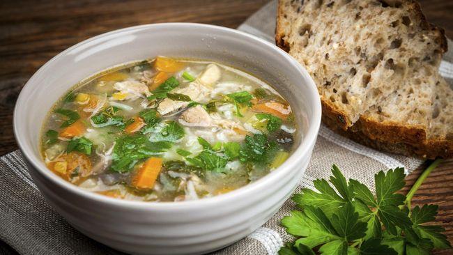 Alasan Sup Ayam Jadi Makanan Paling Dicari Saat Flu