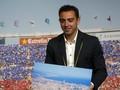 Xavi: Madrid Beruntung, Barcelona Tertidur