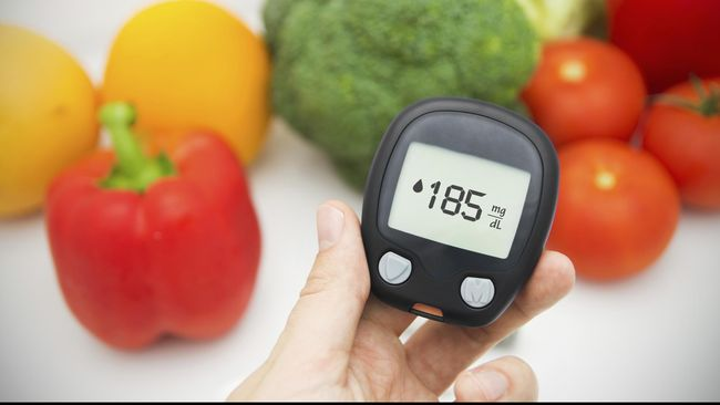 Pola Makan Tepat untuk Cegah Risiko Diabetes