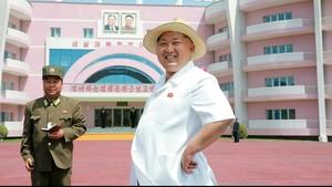 Kim Jong-un Terpampang di Kemasan Masker Kecantikan Korsel