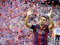 Xavi Rindu Kebersamaan dengan Messi dan Iniesta