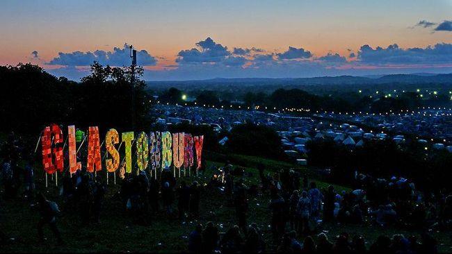 Festival Glastonbury Jadi Korban Hoax