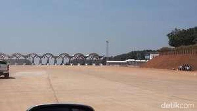 Presiden Resmikan Jalur Tol Terpanjang di Indonesia