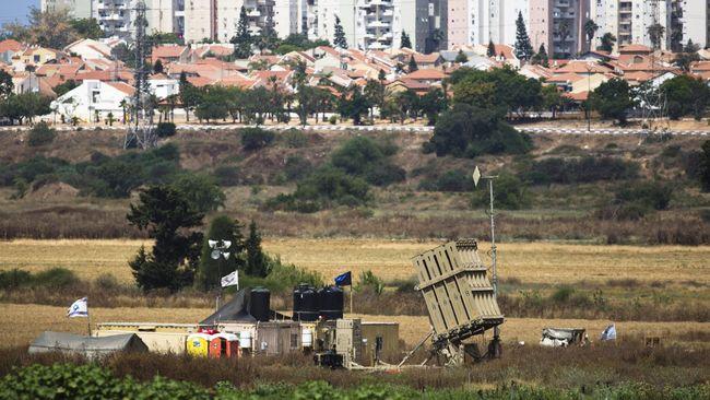 Serangan Roket dari Gaza Tewaskan Satu Warga Israel