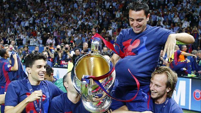 Messi Temukan Sosok Xavi di Pemain Muda Barcelona