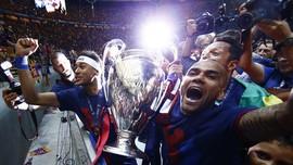 Potret-potret Kilas Balik Sepak Bola Internasional 2015