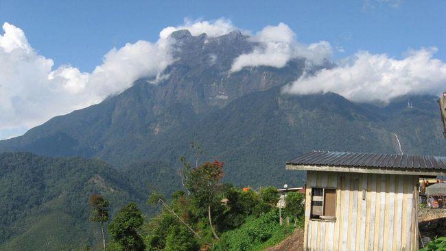 Gunung Kinabalu Akan Dibuka Kembali pada September