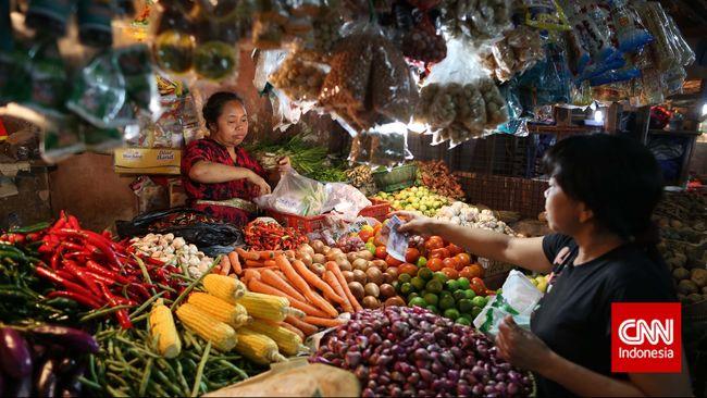 Survei BI: Inflasi Minggu Pertama Desember 0,3 Persen