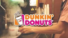 Dunkin' Donuts Pertimbangkan Ubah Nama