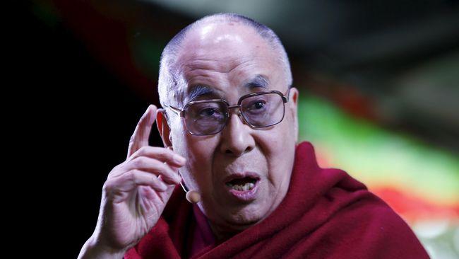 China Persoalkan Pengganti Saat Dalai Lama Sakit