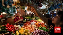 Jelang Ramadan, Jokowi Perintahkan Para Menteri Jaga Harga