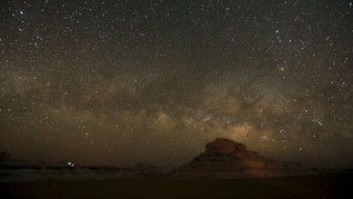 7 Tempat Terbaik untuk Menikmati Malam Bertabur Bintang
